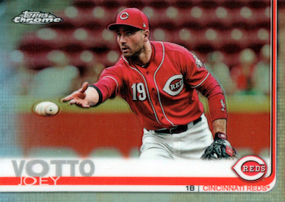 2019 Topps Chrome Baseball Variations Gallery 14