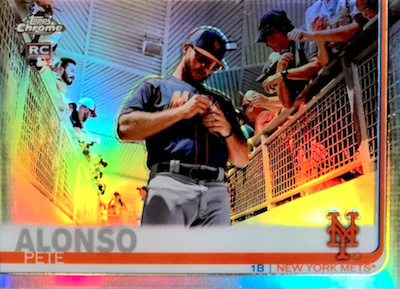 ROY! Pete Alonso Rookie Cards Guide and Top Prospects List 14