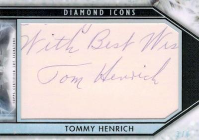 2019 Topps Diamond Icons Baseball Cards 29
