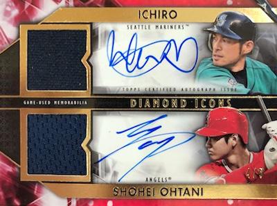 2019 Topps Diamond Icons Baseball Cards 34