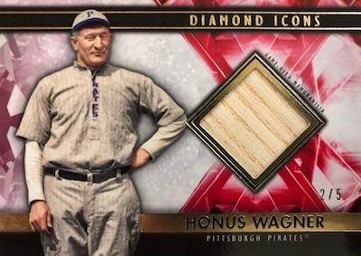 2019 Topps Diamond Icons Baseball Cards 35
