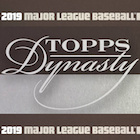 2019 Topps Dynasty Baseball Cards
