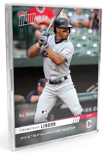 2019 Topps Now MLB All-Star Baseball Cards 1