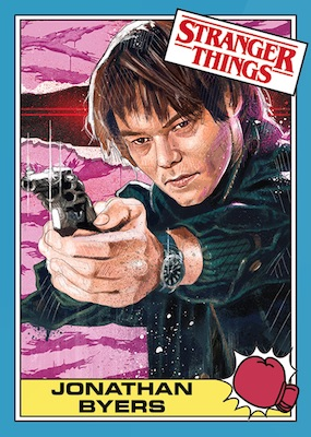 2019 Topps Stranger Things 1985 Online Exclusives Guide 14