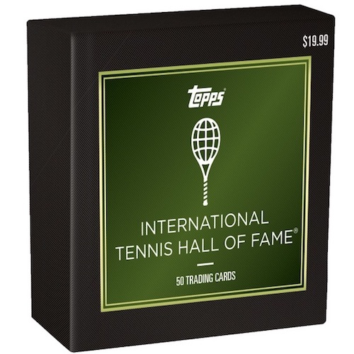 2019 Topps Tennis Hall of Fame Cards 3