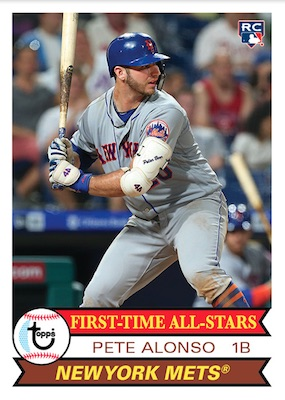 2019 Topps Throwback Thursday Baseball Cards - Set 52 28