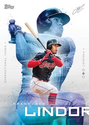 2019 Topps X Lindor Complete Set Baseball Cards 2