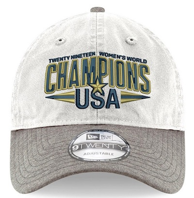 2019 US Women's World Cup Champions Memorabilia Guide 2