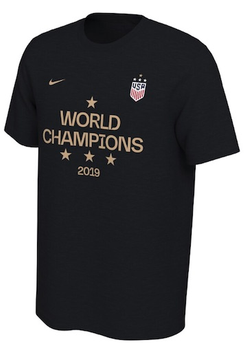 2019 US Women's World Cup Champions Memorabilia Guide 1