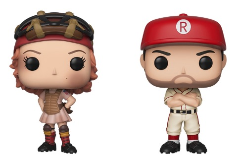 Funko Pop A League of Their Own Vinyl Figures 1