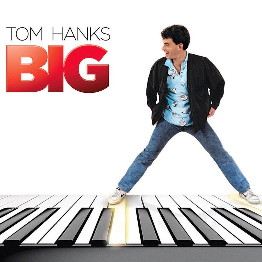Big-Josh Baskin avec piano Outfit 795 Movie Funko POP