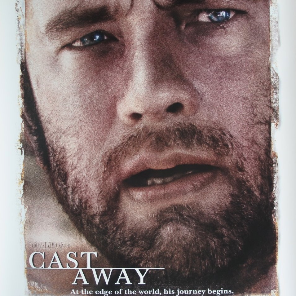 CHUCK NOLAND AND WILSON #791 FUNKO POP CASTAWAY FILM SERIES BRAND NEW