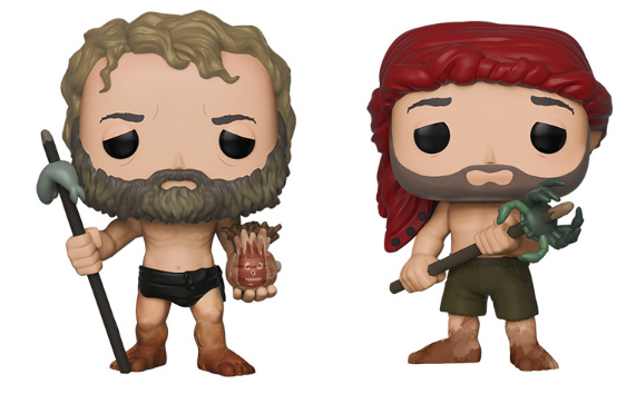 Funko Pop Cast Away Vinyl Figures 1