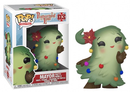 Ultimate Funko Pop Christmas Peppermint Lane Figures Gallery and Checklist 3