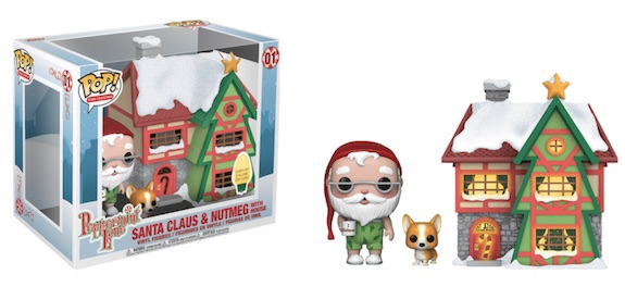 Ultimate Funko Pop Christmas Peppermint Lane Figures Gallery and Checklist 7