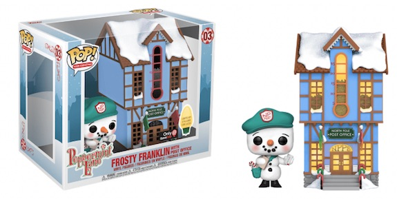 Ultimate Funko Pop Christmas Peppermint Lane Figures Gallery and Checklist 9