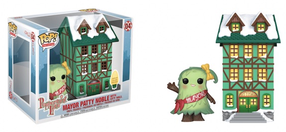 Ultimate Funko Pop Christmas Peppermint Lane Figures Gallery and Checklist 10