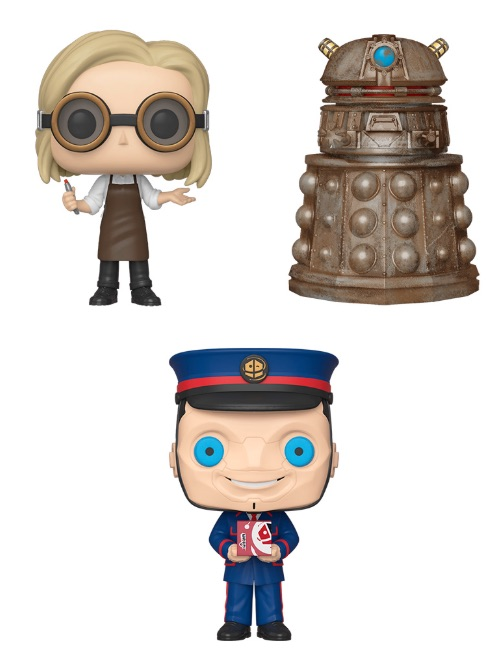 Ultimate Funko Pop Doctor Who Vinyl Figures Gallery and Guide 58