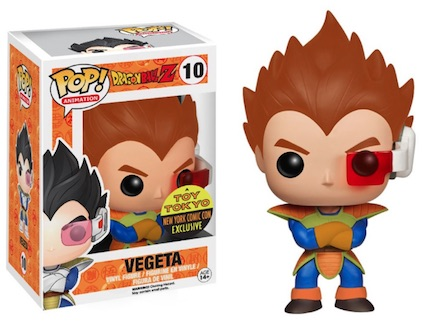 Ultimate Funko Pop Dragon Ball Z Figures Checklist and Gallery 5