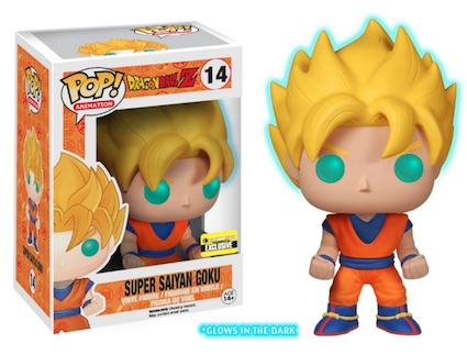 Ultimate Funko Pop Dragon Ball Z Figures Checklist and Gallery 11