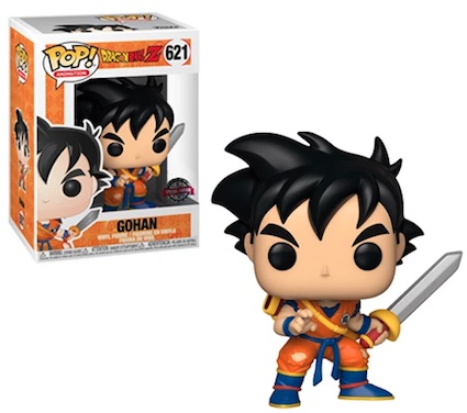 Ultimate Funko Pop Dragon Ball Z Figures Checklist and Gallery 92