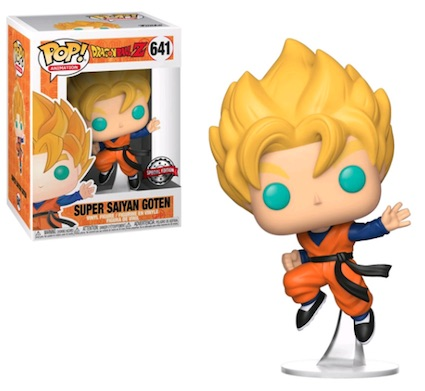 Ultimate Funko Pop Dragon Ball Z Figures Checklist and Gallery 102