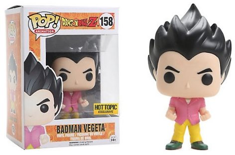 Funko Pop Dragon Ball Z Checklist Exclusives List Set