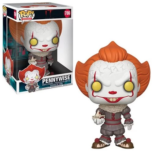 Funko Pop It Movie Checklist Set Info Gallery