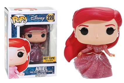 Ultimate Funko Pop Little Mermaid Figures Gallery and Checklist 8