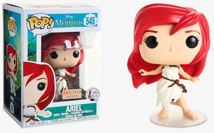Ultimate Funko Pop Little Mermaid Figures Gallery and Checklist 14