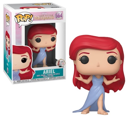 Ultimate Funko Pop Little Mermaid Figures Gallery and Checklist 17