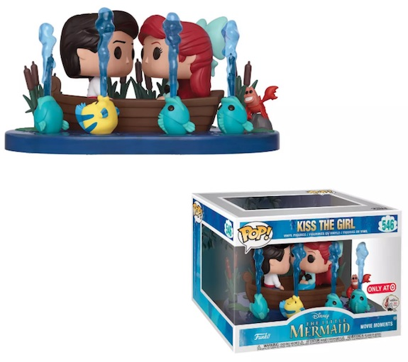 Ultimate Funko Pop Little Mermaid Figures Gallery and Checklist 15