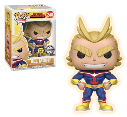 Ultimate Funko Pop My Hero Academia Figures Gallery and Checklist 5