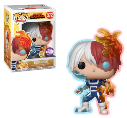Ultimate Funko Pop My Hero Academia Figures Gallery and Checklist 14