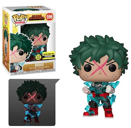 FUNKO POP!: MY HERO ACADEMIA DEKU EXCLUSIVE #564 *UK STOCK* NEW POSE