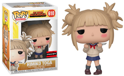 Ultimate Funko Pop My Hero Academia Figures Gallery and Checklist 35