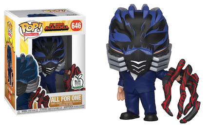 Ultimate Funko Pop My Hero Academia Figures Gallery and Checklist 40