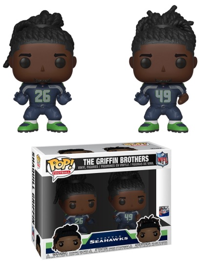Ultimate Funko Pop NFL Football Figures Checklist and Gallery - 2020 Legends Figures 191