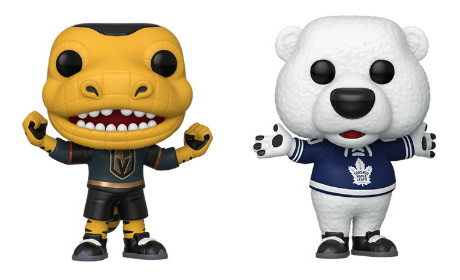 Funko Pop NHL Mascots Vinyl Figures 2