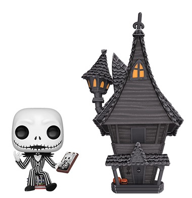 Ultimate Funko Pop Nightmare Before Christmas Figures Checklist and Gallery 54