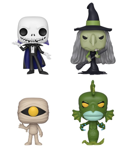 Ultimate Funko Pop Nightmare Before Christmas Figures Checklist and Gallery 52