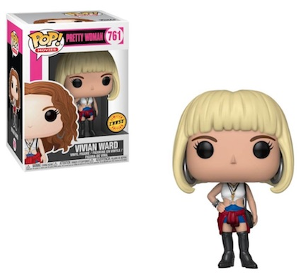 Funko Pop Pretty Woman Vinyl Figures 3