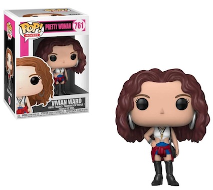 Funko Pop Pretty Woman Vinyl Figures 2
