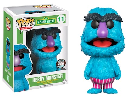 Ultimate Funko Pop Sesame Street Figures Guide and Gallery 27