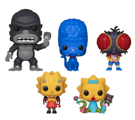 Ultimate Funko Pop Simpsons Vinyl Figures Guide 16