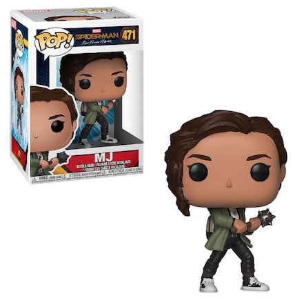 Funko Pop Spider-Man Far From Home Figures 5