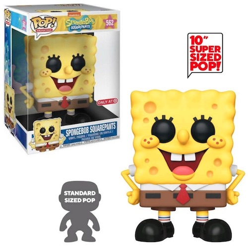 Ultimate Funko Pop SpongeBob SquarePants Figures Gallery & Checklist 18