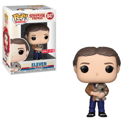 Ultimate Funko Pop Stranger Things Figures Checklist and Gallery 78