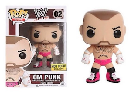 Ultimate Funko Pop WWE Figures Checklist and Gallery 7