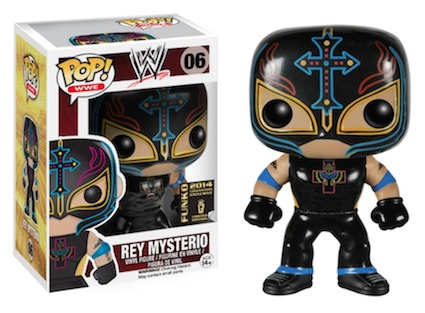 Ultimate Funko Pop WWE Wrestling Figures Checklist and Gallery 13